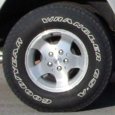 tires wheels  aarons jeep tj getahelmetcom
