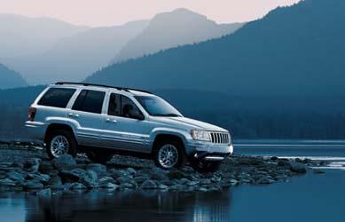 Dubya Lake on 2003 Jeep Grand Cherokee Limited