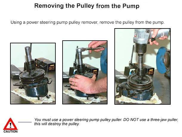 Power Steering pulley removal - MonteCarloSS com Message Board