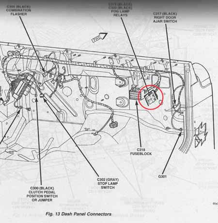 relaylocation fog light relay conversion getahelmet com 1997 jeep wrangler wiring harness diagram at gsmportal.co